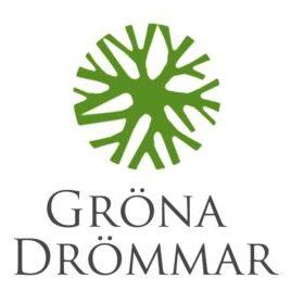 Gröna drömmar logo
